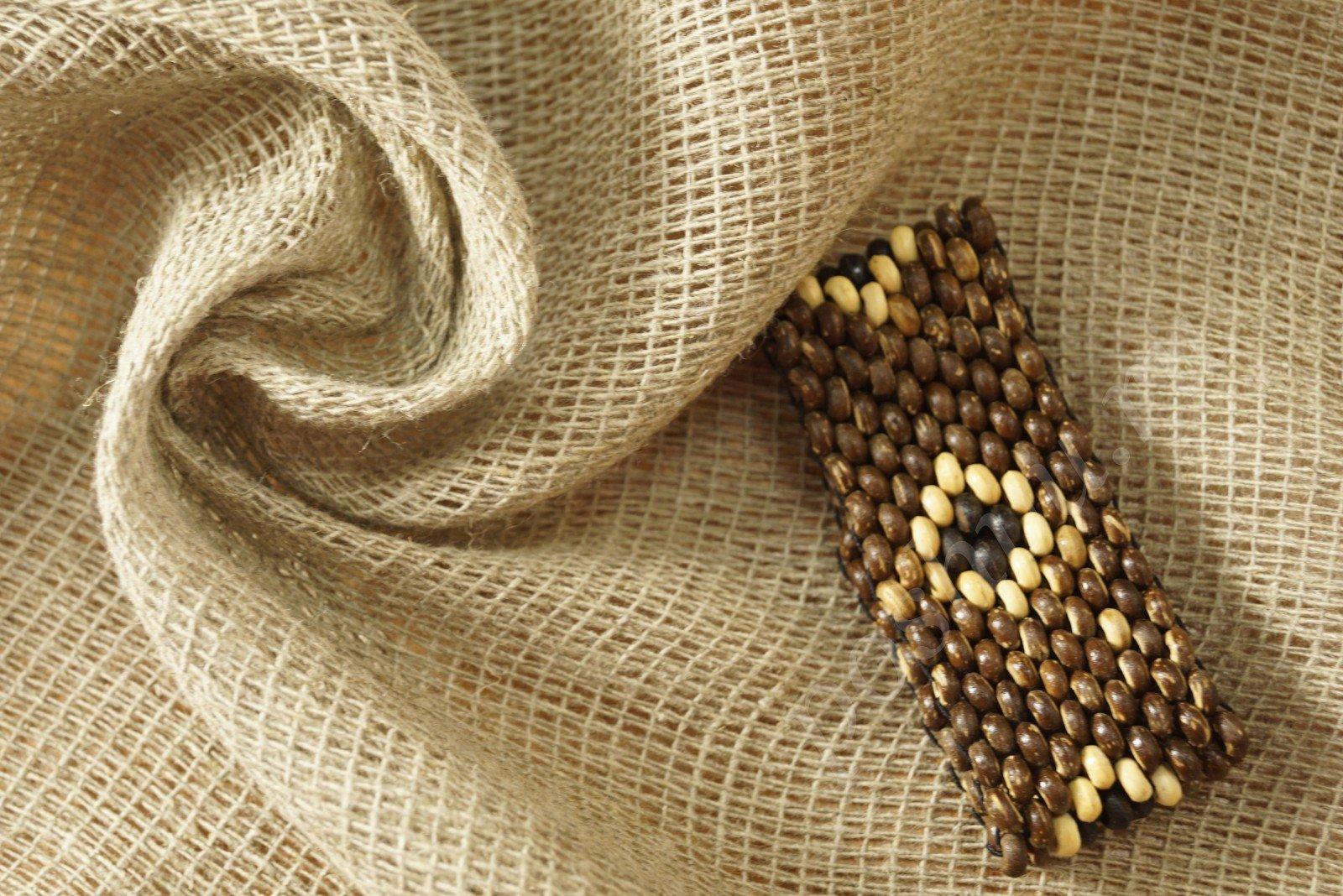 Редкое плетение ткани