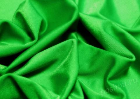 Ткань бифлекс Гусеница