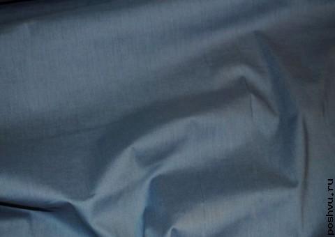 Хлопковая ткань Кошка ночью