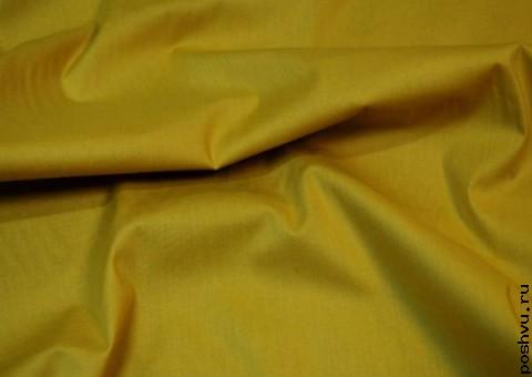Хлопковая ткань Кувшинки
