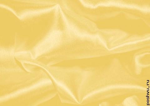Ткань креп-сатин бежевый Нуд