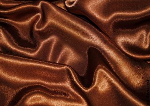 Ткань креп-сатин Осенние тона