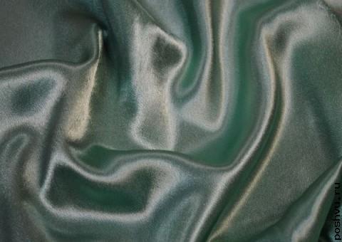 Ткань креп-сатин Приворотное зелье