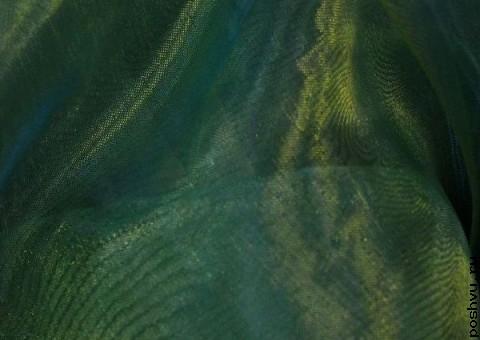Ткань органза Брассика