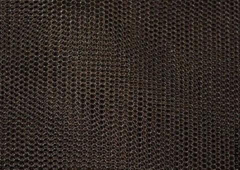 Ткань сетка Какао