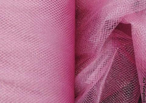 Ткань сетка Мечта невесты