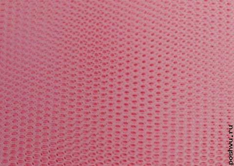 Ткань сетка Пинки Пай