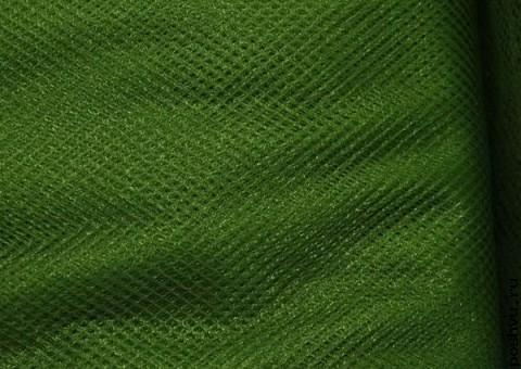Ткань сетка Полдень на лугу