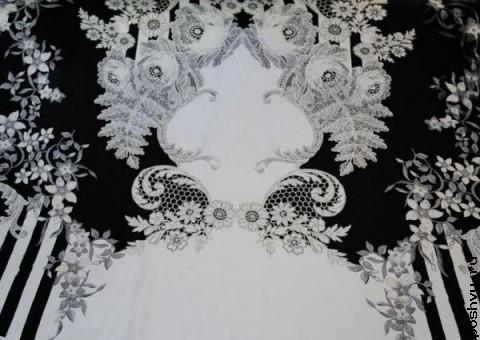 Шелковая ткань Ренессанс