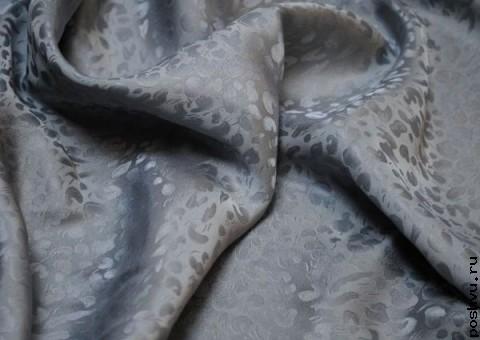 Ткань шелковый жаккард Церемониальный