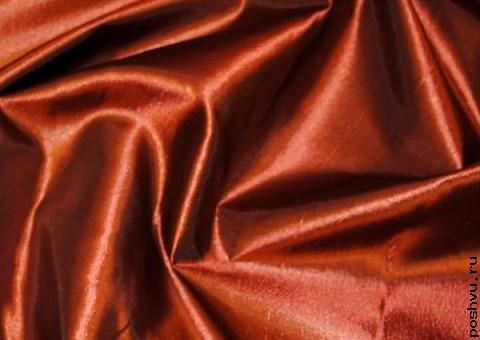 Ткань тафта Зимний глинтвейн