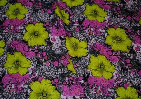 Ткань цветная Реверси