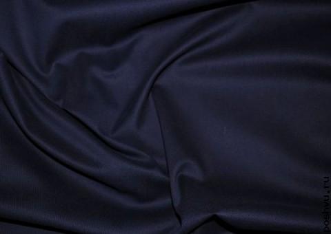 Ткань джинсовая Черное море