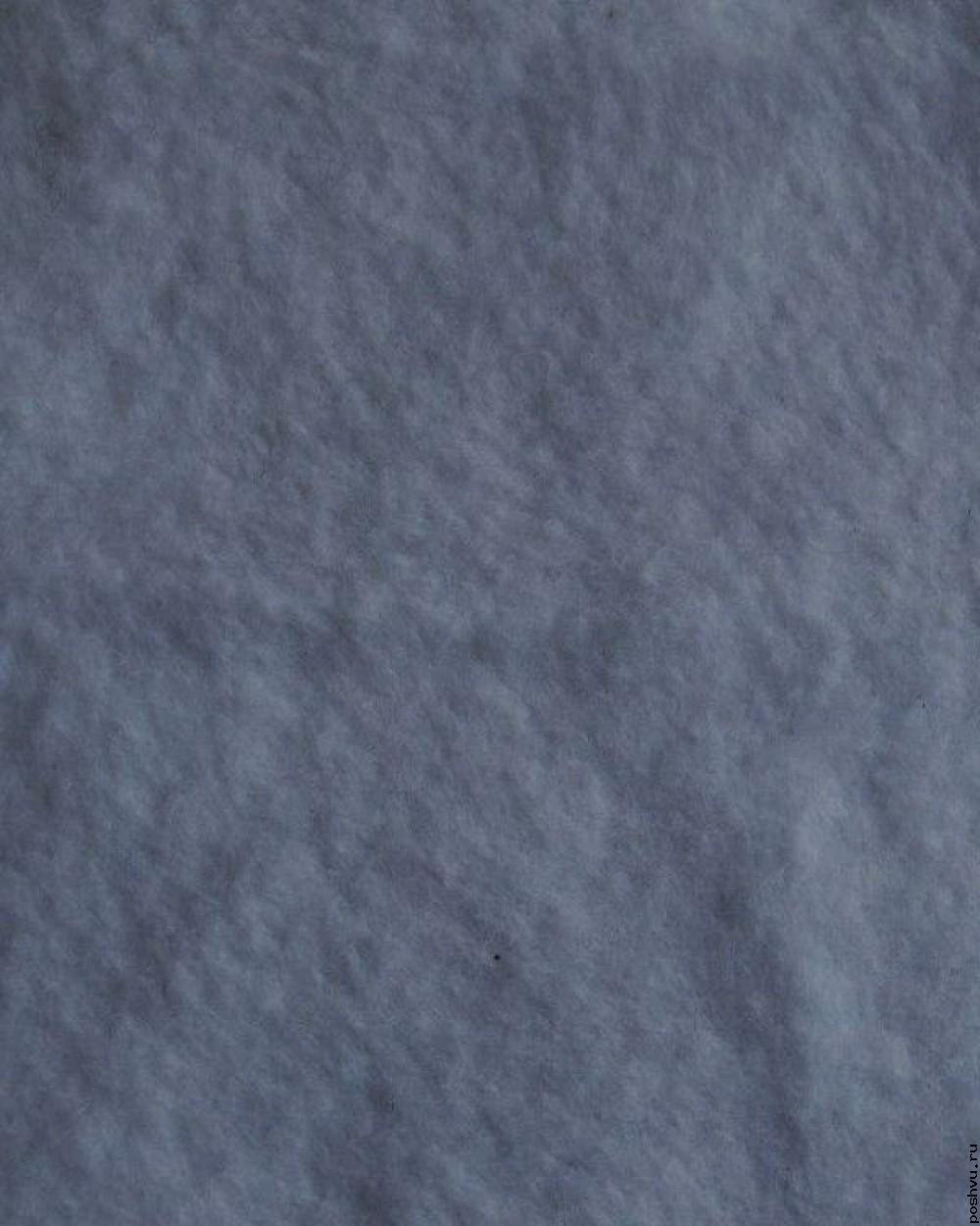 Белый, флис
