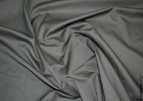 Ткань хлопковая Мокрый шифер