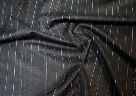 Ткань хлопковая Полосатая ночь