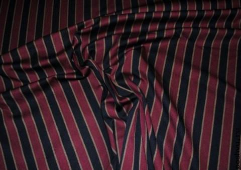 Ткань хлопковая Век Джаза