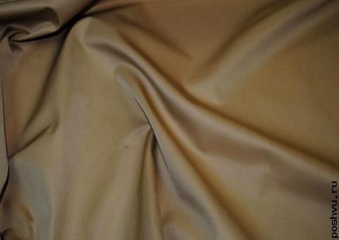 Ткань хлопковая Верблюжья шерсть