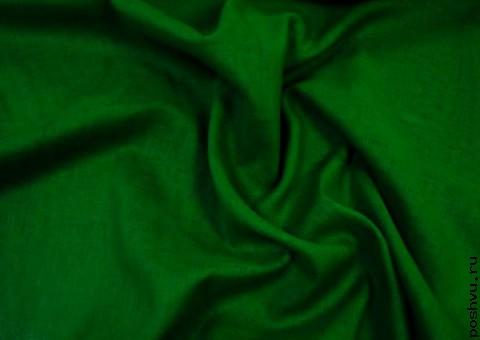 Ткань льняная Абсент