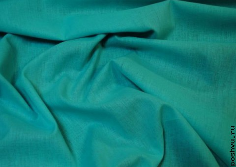 Ткань льняная Морской прибой