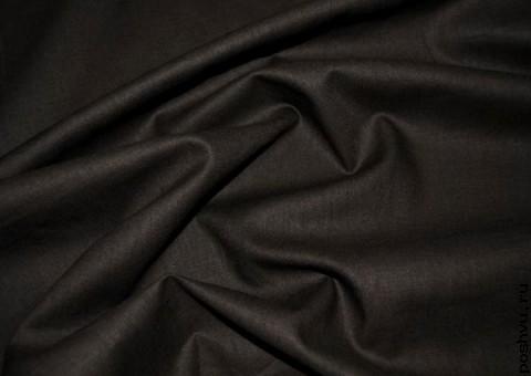 Ткань льняная Ниндзя