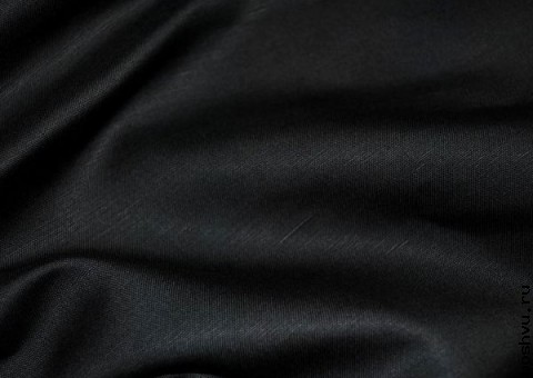 Ткань льняная Полуночное рандеву