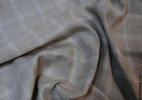 Ткань льняная Скатёрка