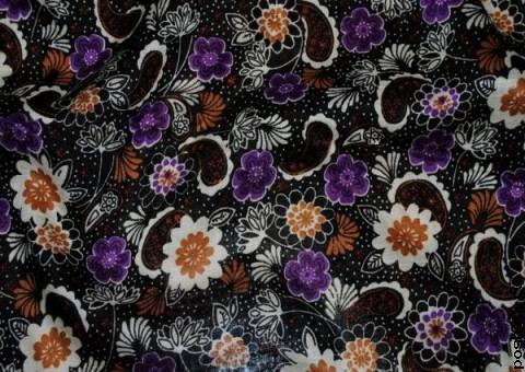 Ткань узорная Розы Прованса
