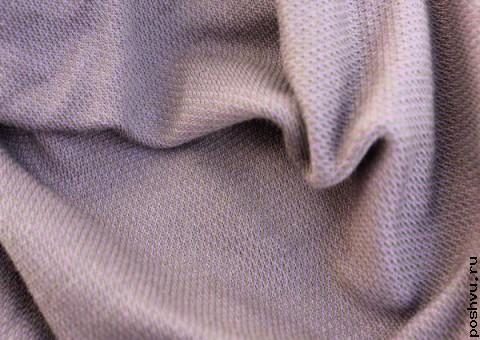 Ткань трикотаж Розовое сияние