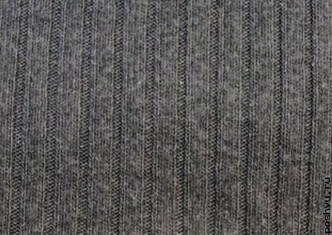 Ткань трикотаж Все оттенки серого