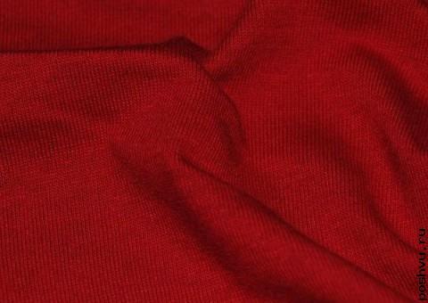 Трикотажная ткань Алые паруса