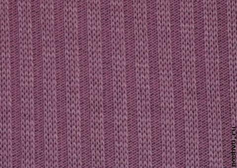 Трикотажная ткань Розовая сталь
