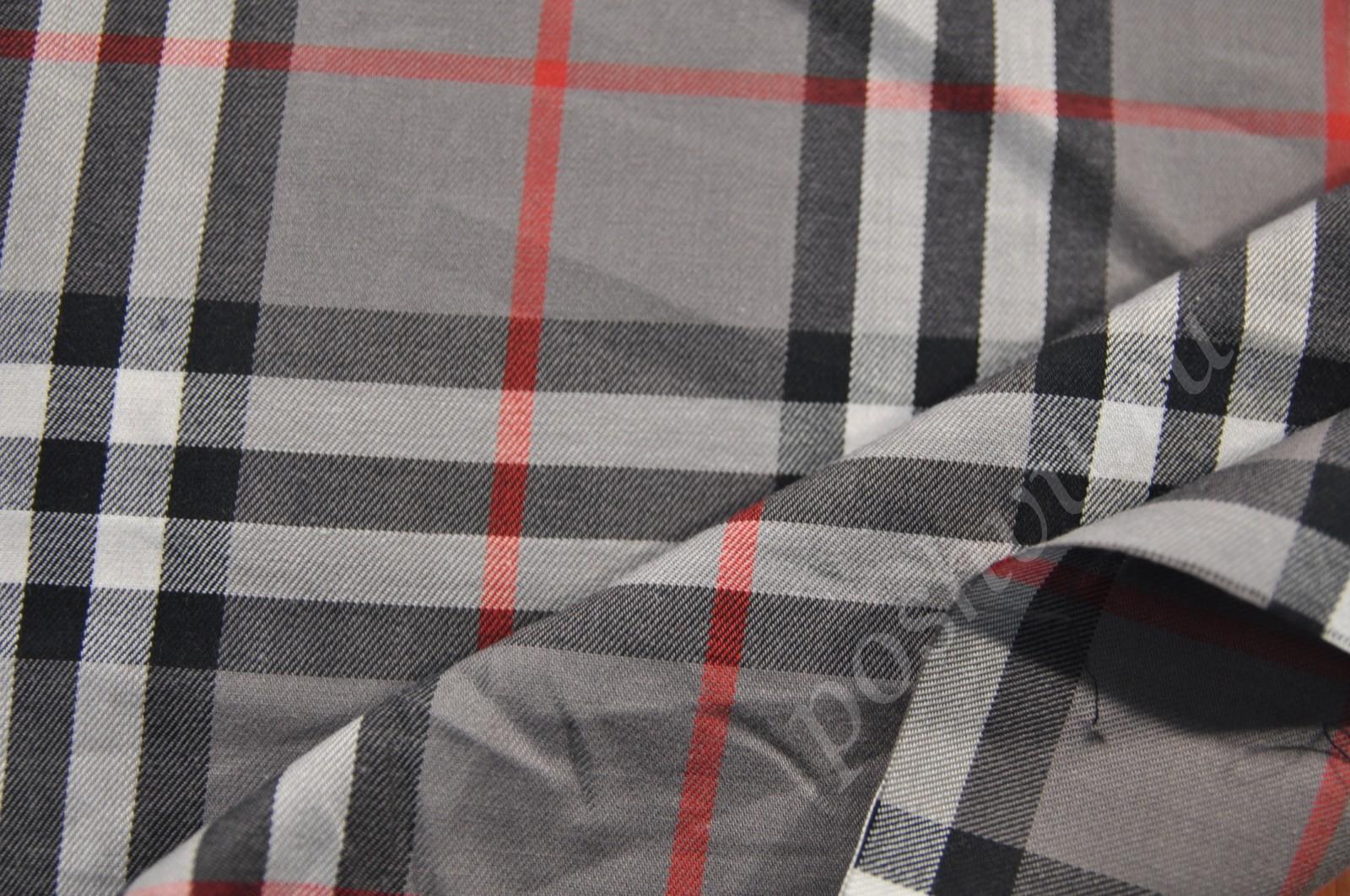 b162d7e17524 Хлопок burberry серого цвета купить в интернет магазине ткани хлопок ...
