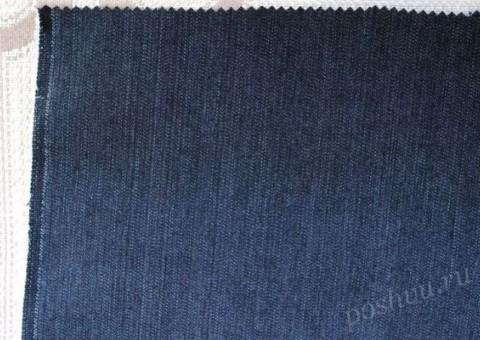 Ткань Джинсовая Сарафанная