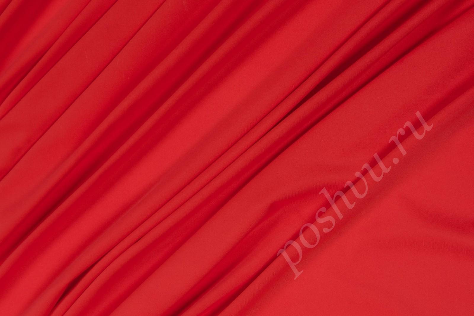 46dd37a613032 Ткань бифлекс матовый красный — купить ткань бифлекс для любого типа ...