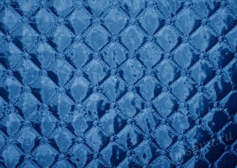 Ткань стеганая для подкладки Бутылочное стекло