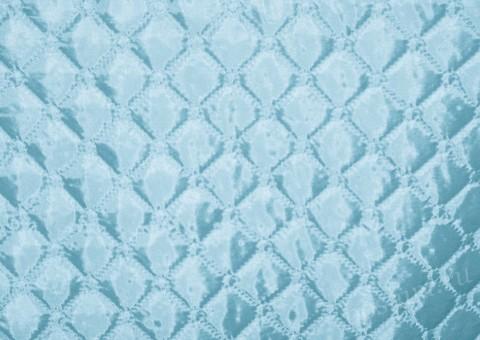 Ткань стеганая для подкладки Голубая даль