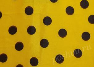 купить ткань в горошек разного диаметра