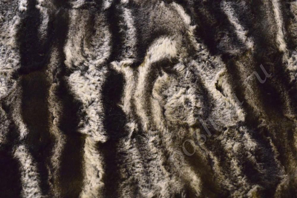 Купить ткань искусственный мех недорого