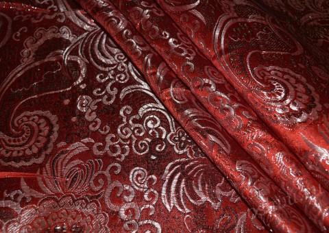 Ткань парчовая  Пагода императора