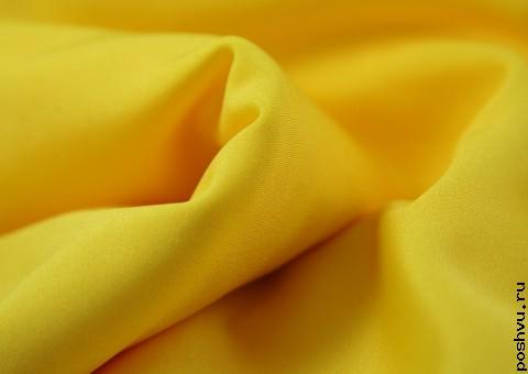 Бифлекс глянцевый желтого цвета