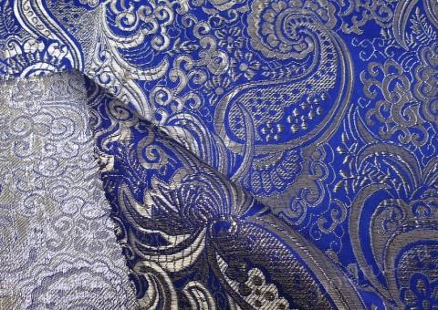 Ткань парчовая Дамин
