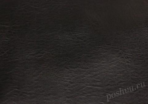 Кожзам черного цвета