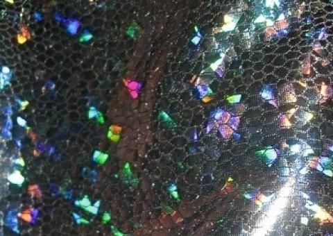 Ткань диско Хвост русалки