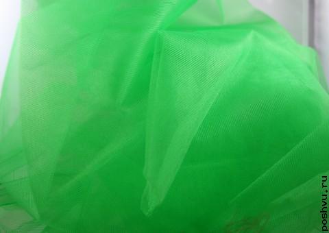 Ткань сетка Вечеринка в лесу