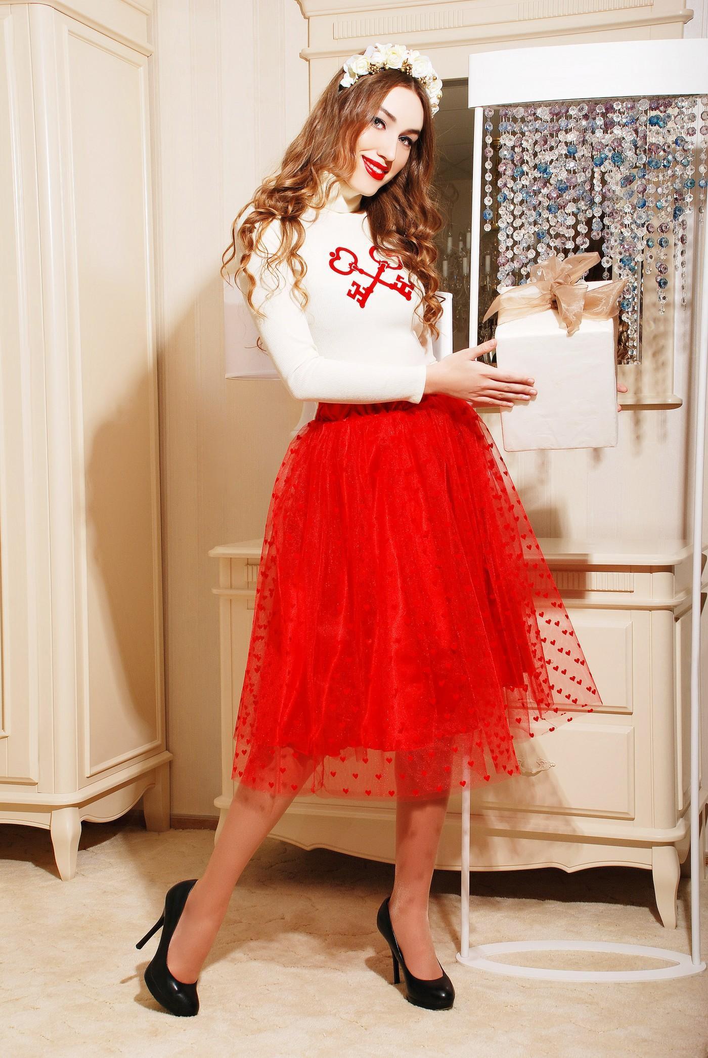 расклешенная юбка мастер классы