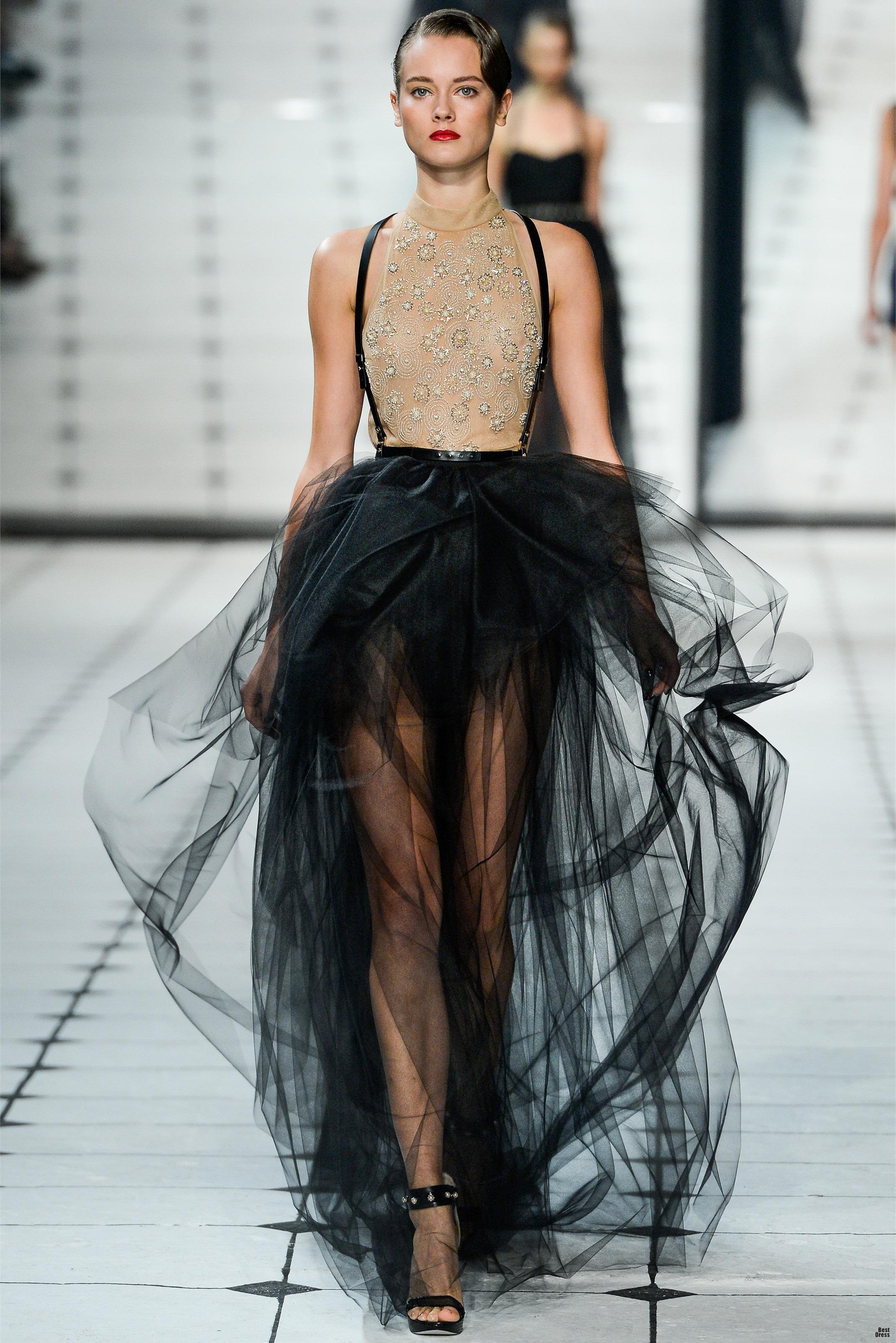 Платья в пол с юбкой из сетки