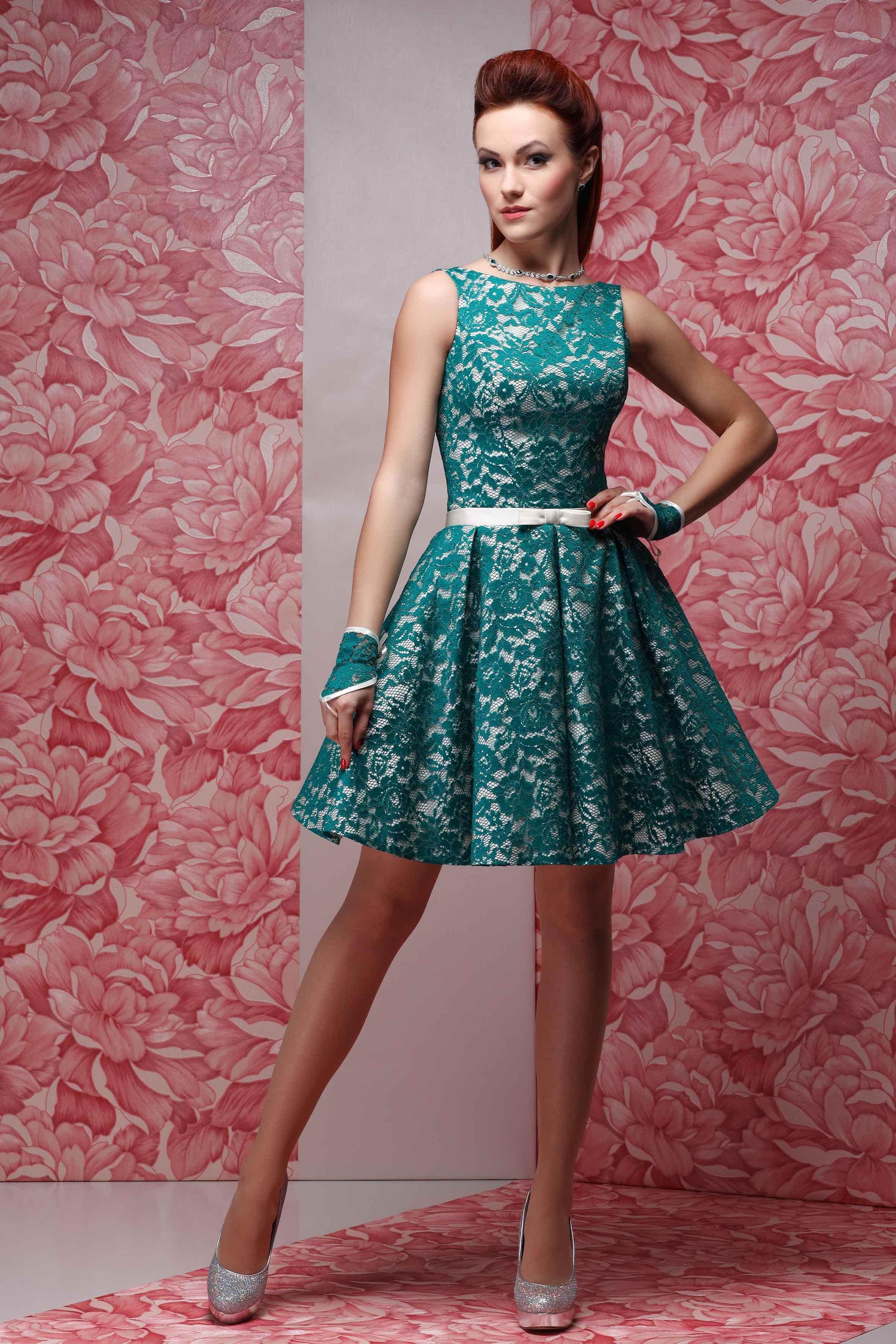 f1b0d1da939 Стильное вечернее платье из гипюра и фото разных платьев на свадьбу -  подборка для прекрасных леди