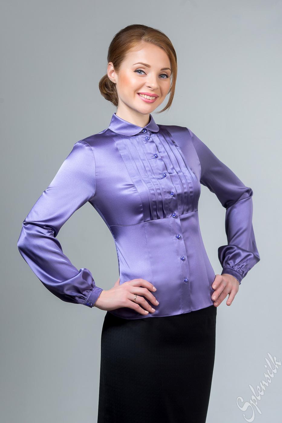 Типы блузок доставка