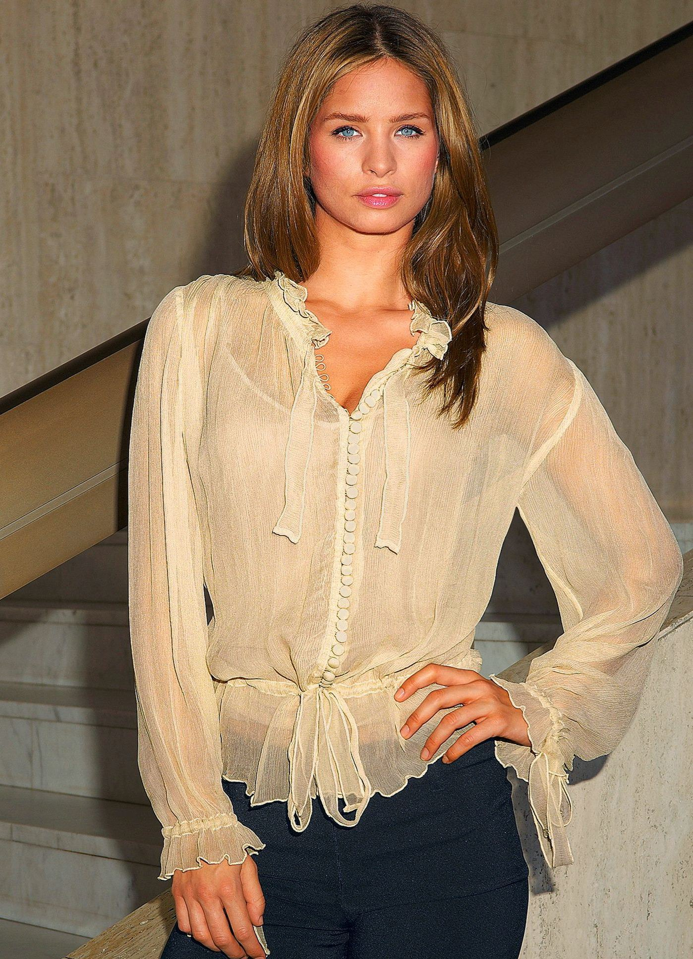 Оригинальные модели блузок